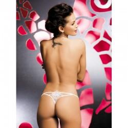Luiza string Blanc